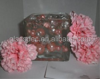 Large Plastic Pearls with Hole for Decoration