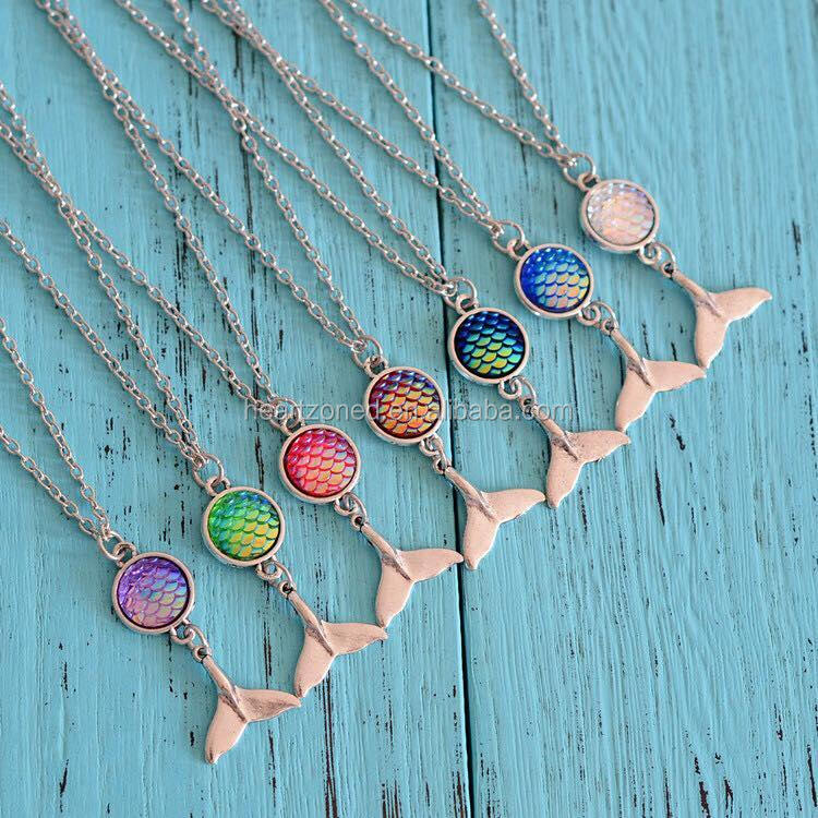 Wholesale Mermaid Necklace