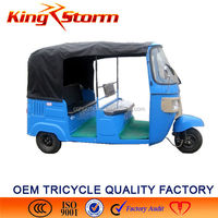 Alibaba supplier hot sale tricycle with cabin three wheel motorcycle scooter