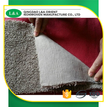 Breathable Stitchbond Nonwoven Carpet Secondary Backing