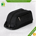 polyester zipper carry travel shoes bag/storage shoe and bag