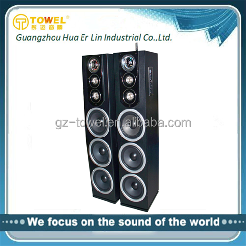 2.0 active home theater speaker audio equipment 2.0 Active Floor Standing Speaker
