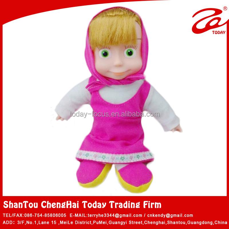 Masha e l 39 orso bambola giocattolo bambola id prodotto for Masha giocattolo