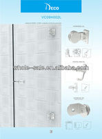 stainless steel shower enclosure setting HS09H002S