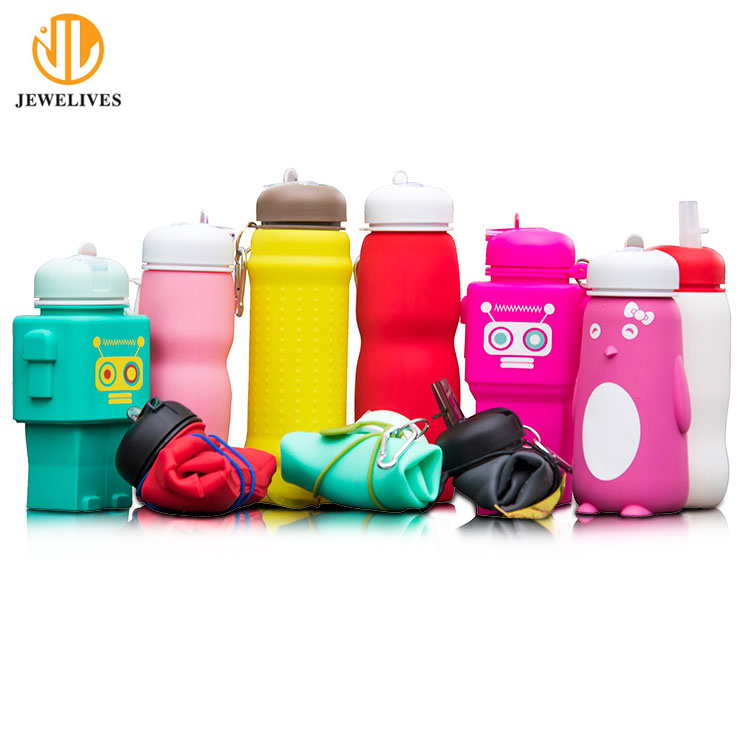 Customizable Amazon Cartoon Character Childrens Smart Water Bottle Plant