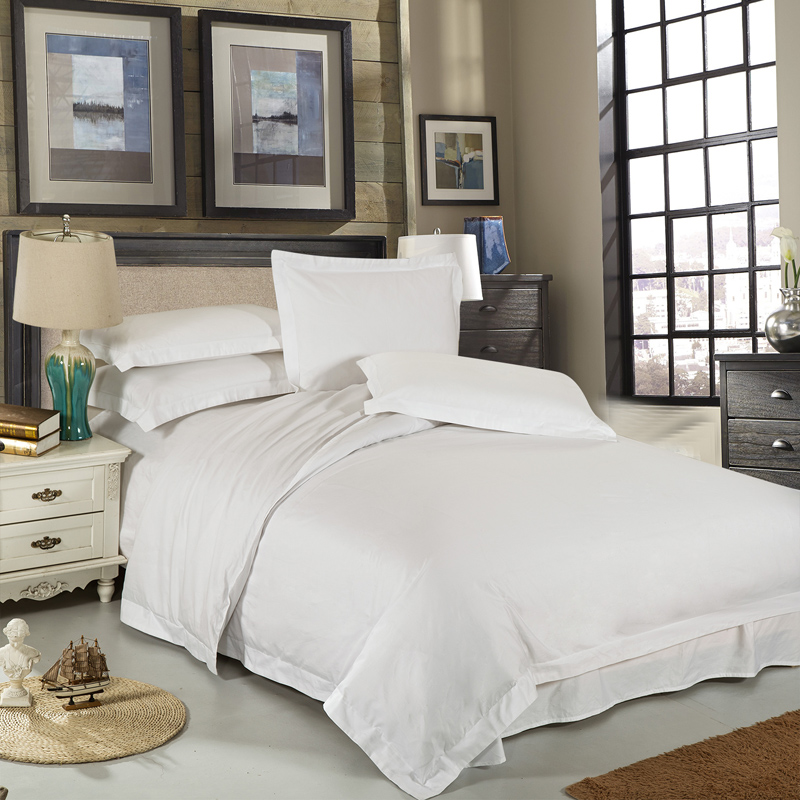 New Arrival Comfortable Linen Bed Sheets