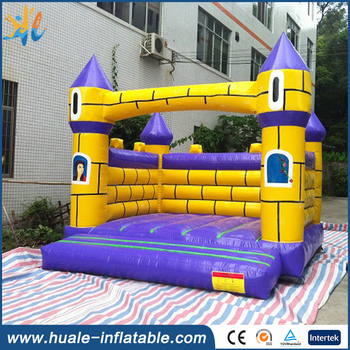 Commericial Inflatable Bounce House, kids inflatable bouncer castle for sale