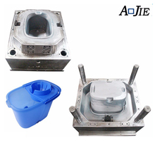 Factory Price Plastic Injection Trash Can Mold Making Companies