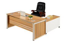 One-stop office furniture solutions high end knocked down structure wooden executive desks