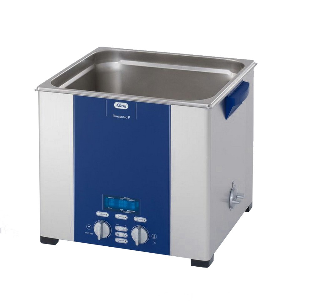 Elma Elmasonic P180H 18 Liter Heated Ultrasonic Cleaner 327 x 300 x 200mm, Part No: 101 3804