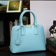 Wholesale mini candy color PU leather designer brand bag lady shell purse women mini purese kid shoulder bag