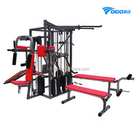 Multi Function Strenght Machine, Commercial Body Strong Ten Station