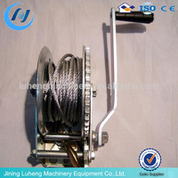 Cheap used winch for sale, used hydraulic/manual winch