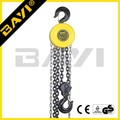 3 ton toyo chain pulley block chain hoist from manufacturer in china