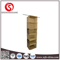 shoe folding storage container