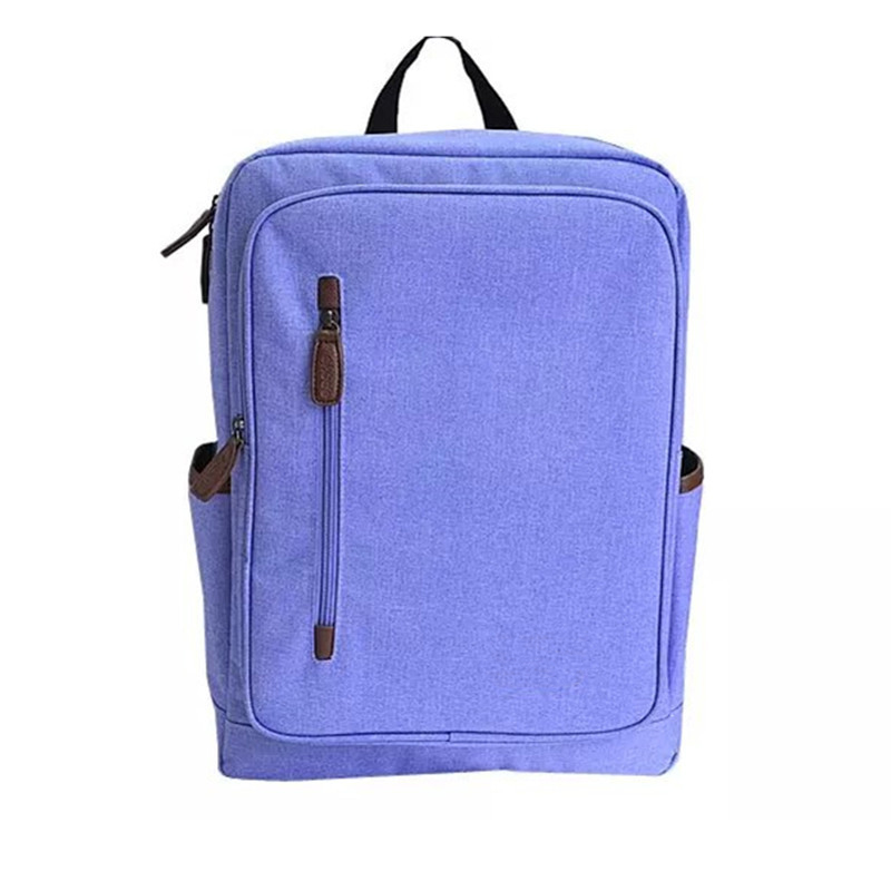 China Custom women backpack school laptop backpack bag