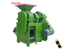 coconut shell and wood charcoal briquette ball press making machine