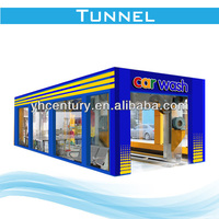 Tunnel Type Fully automatic Car Washer,automatic tunnel washing car system