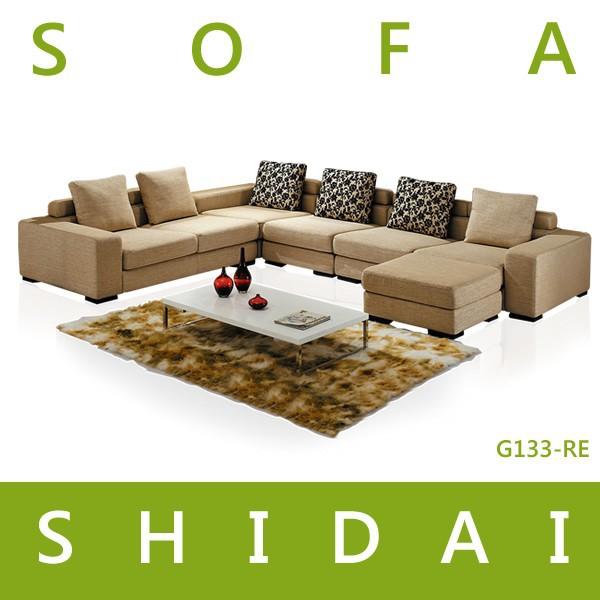 Euro Max Home Lifestyle Divan Living Room Furniture Sofa German Moroccan Spanish Belgium French