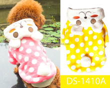 2015 Sweet Wholesale New Pattern Lovable Dog Clothes