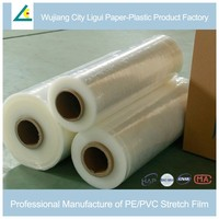 Moisture Proof Plastic hand wrap films