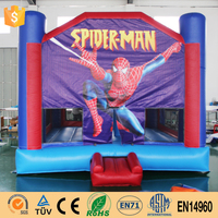 Alibaba Express China Jump Inflatable Toy Inflatable Spiderman