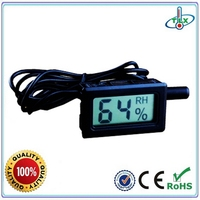 High quality hot sale solar heater incubator thermometer