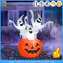 led halloween festival yard decorations pumpkin