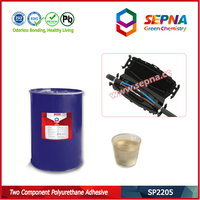 SP2205 Waterproof Thermally Conductive polyethylene resin adhesive