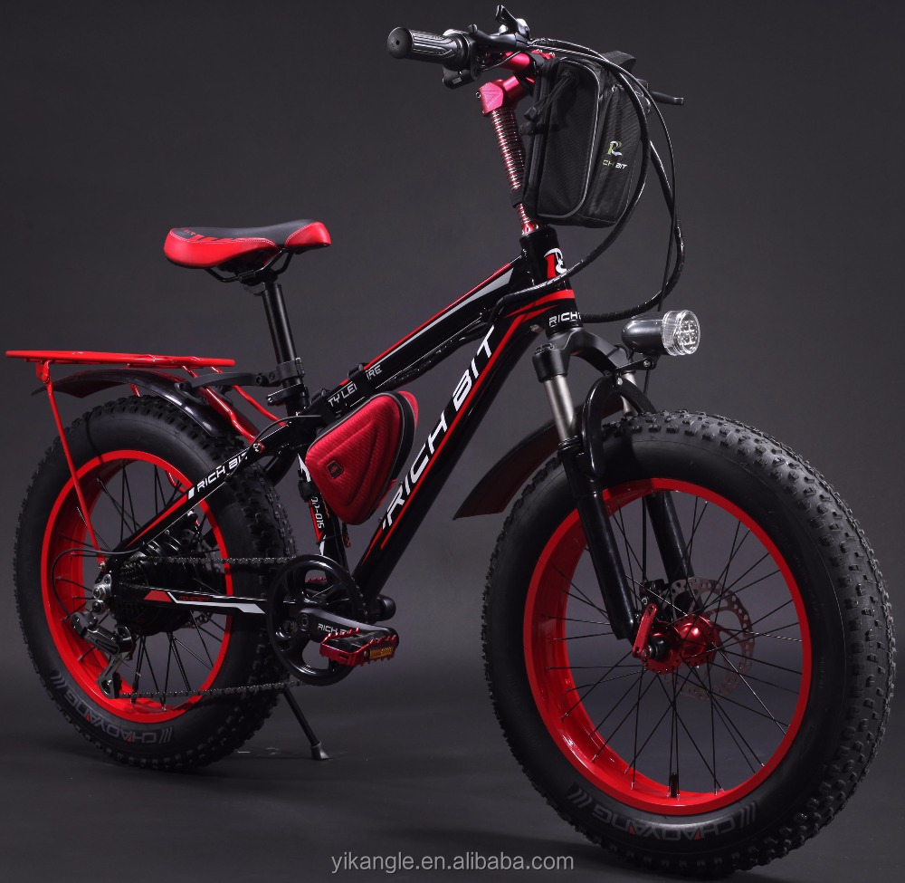 Rich bit fat tire electric <strong>bike</strong>