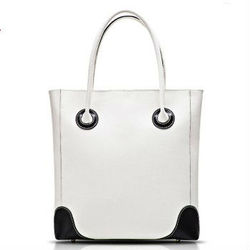 2014 guangzhou factory lady fashion leather imitation brand bags