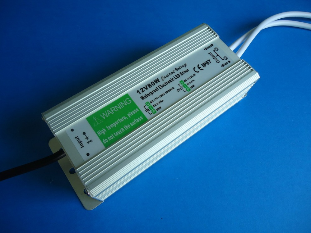 waterproof electronic led driver 20W constant current power supply