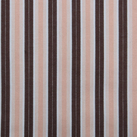 100% cotton, leftover stock stripe twill woven fabric