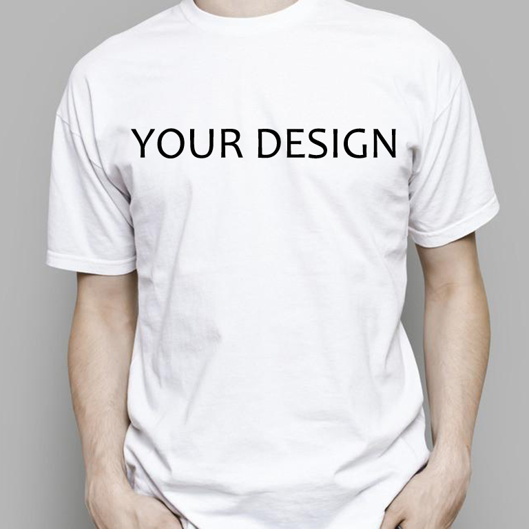 OEM service custom pigment printing design your own t shirt