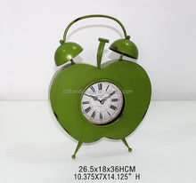Apple Shaped Funny Desk Clocks