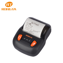 RONGTA 58mm Mini Thermal Receipt Printer, Bluetooth Mobile Printer, portable printer with USB RPP02A