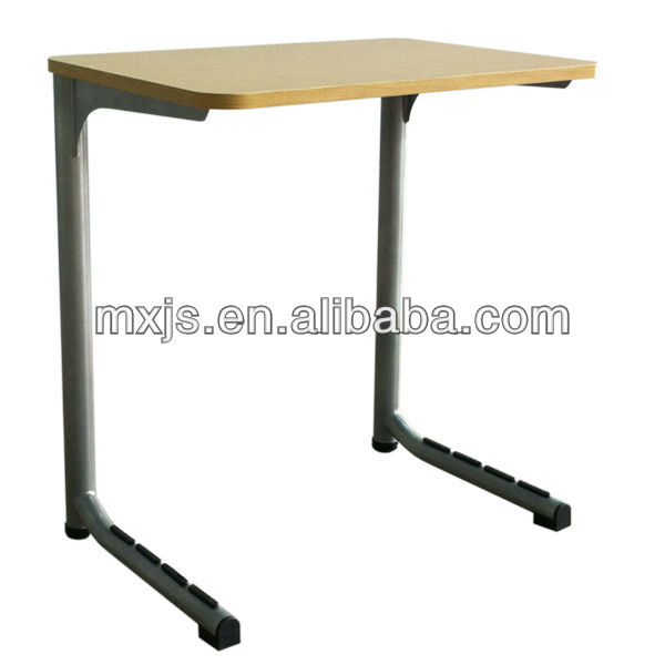 Modern school desk for single seat for sale