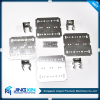 Jingxin High Precision Mass Production Stainless Steel Parts CNC Machining Service