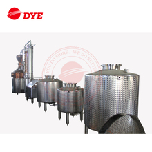 Manufacturers alcohol distillation equipment distiller for sale