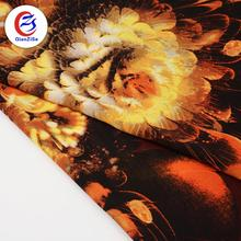 Hot sale custom made luxury polyester fabric print