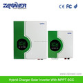 3KVA to 5KVA pure sine wave hybrid solar inverter with MPPT solar controller