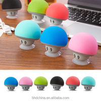2016 Newest factory price Best selling products mushroom mini waterproof bluetooth speaker