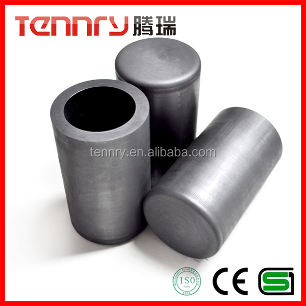 High Purity Smelting Graphite Crucibles For Jewelry