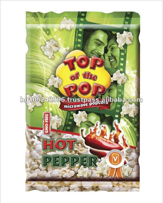 Snack Food Top of the Pop Microwave Popcorn
