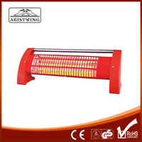 Electric Quartz Heater With 3 Lamps Heating In 1200Watts With SASO cert.(QQ:24402642)