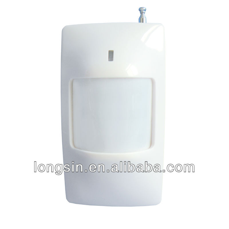 intellignet wireless dual pir detector/wireless active infrared sensor