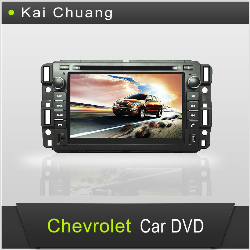 7inch 2din Chevrolet Tahoe Car DVD Player with GPS Bluetooth TV Ipod