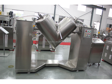V-5 high efficient mini lab mixer /lab powder mixer for pharmaceutical