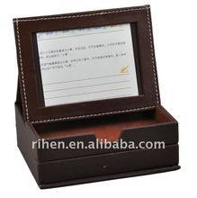 PU collecting drawers with photoframe