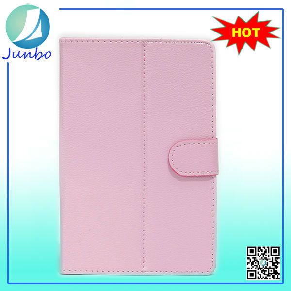 Hot Selling Stand Leather 7 inch kids tablet case for Samsung Galaxy Tab Q